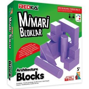 Redka Mimari Bloklar 1 Kutu 3 Oyun