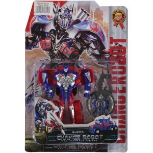 Transformers Arabaya Dönusen Robot Optımus Prıme 668-15