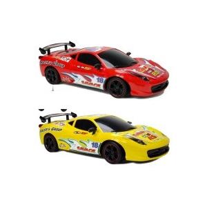 SÜRTMELİ FERRARİ SUPER CAR 25 CM 1:16