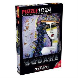Anatolian Puzzle 1024 Parça Derin Bakışlar 1081