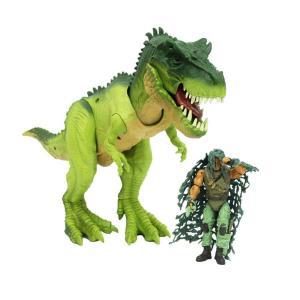 Jurassic Clash Sesli ve Işıklı Figürlü Dinazor 37087
