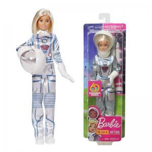 Barbie 60. Yıl Kariyer Bebekleri GFX23-GFX24 Astronot