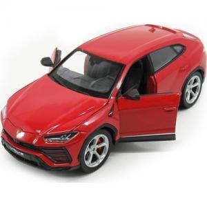 Welly 1:24 Lamborghini Urus Model Araç Kırmızı