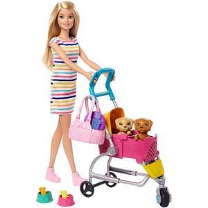 Barbie Köpek Gezdirme GHV91 GHV92