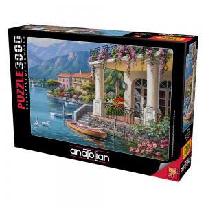 Anatolian Puzzle 3000 Parça Körfezdeki Villa 4915