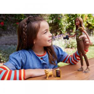 Barbie Nat Geo Bebekleri Vahşi Yaşam Fotoğrafçısı GDM46