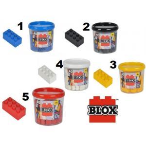 2 Adet birden Blox Display 40 parça Lego