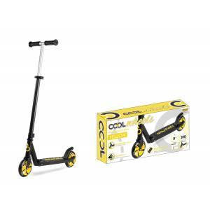 Furkan Toys Cool Wheels Scooter 8+ Yaş Sarı