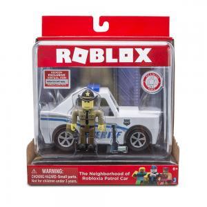 Roblox Araçlar 10770 RBL16000 Robloxia Patrol Car