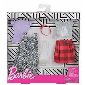Barbienin Kıyafetleri İkili Paket FKT27-FXJ67
