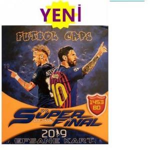 YENİ Süper Final 2019 - Efsane Kartlar - 150 Adet