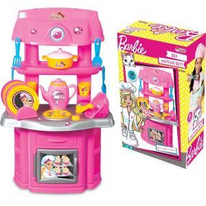 Barbie Mutfak Seti 65 Cm x 25 Cm x 42Cm 16 Parça