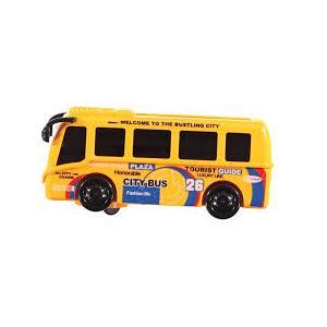 Sesli Işıklı Kendi Etrafında Dönebılen Okul Otobüsü