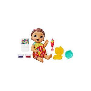 Baby Alive Lily İle Mama Eğlencesi Kumral E5842