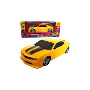 Max Speed Usb Şarjlı Uzaktan Kumandalı Araba Sarı