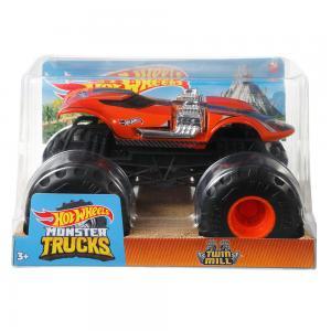 Monster Trucks 1:24 Arabalar FYJ83-GWK98 Twın Mıll