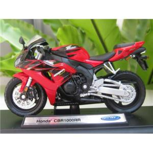 EFSANE MOTOR MODEL 1:18 HONDA CBR1000R WELLY