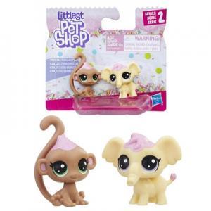 Littlest Pet Shop 2'li Tatlı Lezzetler Koleksiyonu İyi Dostlar E0399