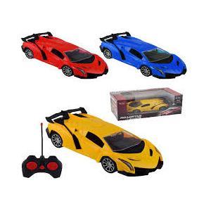 1:16, 2.4 Ghz Uzaktan Kumandalı Şarjlı Farları Yanan, Mega Hız Fırtına Spor Lamborghini