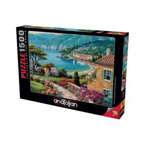 Anatolian Göl Kıyısı 1500 Parça Puzzle 4547
