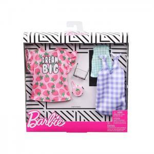 Barbienin Kıyafetleri İkili Paket FYW82-GHX61