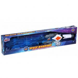 Vardem Pilli Sesli Işıklı Uzay Savaşçısı Kılıç-Lm666-11 60 CM Sesli Işıklı