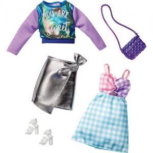 Barbie Barbienin Kıyafetleri İkili Paket GHX62-FYW82
