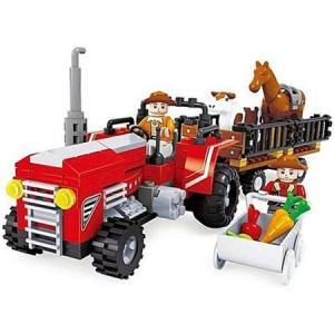 F-Blocks Lego Çiftlik Seti 215 Parça 28505