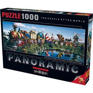Anatolian Puzzle 1000 Parça Masal Treni 1039