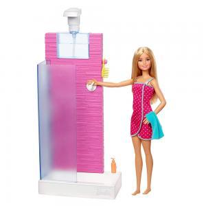 Barbie Bebek ve Oda Setleri DVX51-FXG51