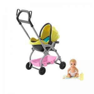Barbie Bebek Bakıcısı Temalı Oyun Setleri Fxg94 -GFC18