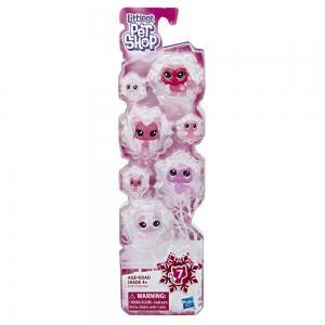 Littlest Pet Shop Buzul Miniş Koleksiyonu Arkadaş Minişler E5483-E5493 Pembe