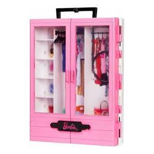 Barbie'nin Pembe İçi Boş Gardırobu GBK11