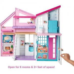 Barbie Malibu Evi FXG57 Bebeksiz