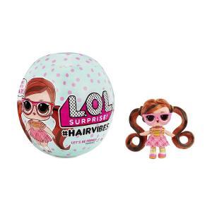 LLUB6000/8000 LOL Hairvibes Sürpriz Bebekler +5 yaş