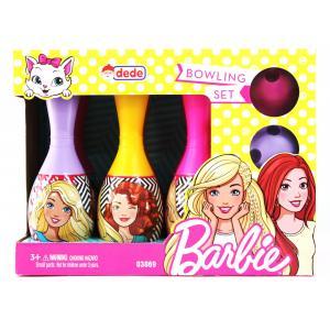 Barbie Bowling Seti EĞİTİCİ OYUNCAK
