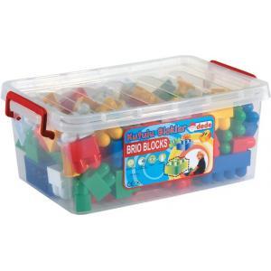 Eğitici Çocuk Oyuncak Kutulu Lego 104 Parça