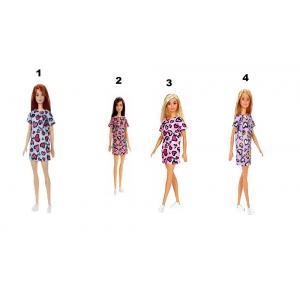 Barbie Şık Barbie Bebekler T7439