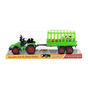 Hayvan Taşıyan  Sürtmeli Traktör 30 Cm