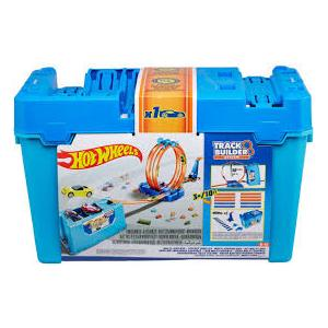 Mattel Hot Wheels Track Builder Kutulu Uzman Oyun FLK89-2