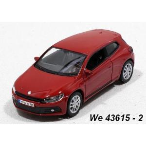 Efsane Model Spor Araba Volkswagen SCIROCCO 1:34