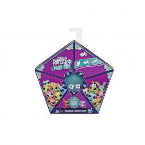 Hasbro Lps Şanslı Minişler Şans Ekibi 4lü Süpriz Paket E7258