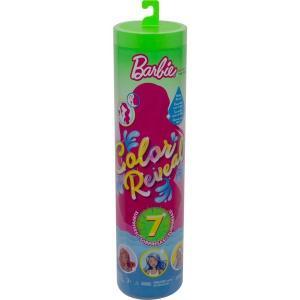 Barbie Bebek - Renk Değiştiren Sürpriz Barbie Bebekler Seri 2 GTP41