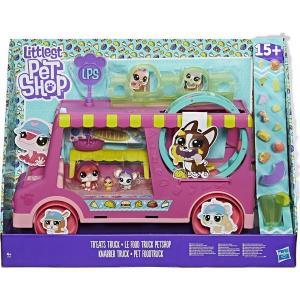 Littlest Pet Shop Miniş Yiyecek Kamyonu E1840