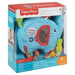 Fisher Price Eğlenceli Fil FDC58