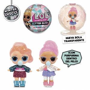 LOL Suprise Glitter Globe Dısco Bebek LLU89000561606