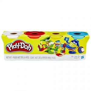 Play-Doh Lisanslı Oyun Hamuru 4'lü B5517