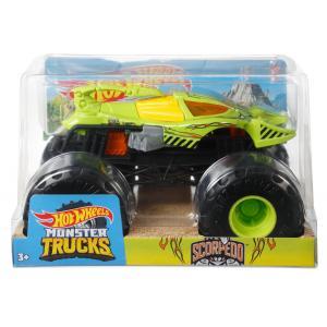 Monster Trucks 1:24 Arabalar Scorpedo FYJ83-GTJ42