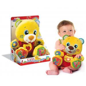 Clementoni Baby Eğitici Peluş Lele 64597