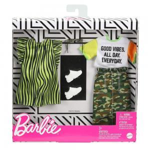 Barbienin Kıyafetleri İkili Paket FYW82-GHX67